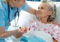 Пожилые люди анемия